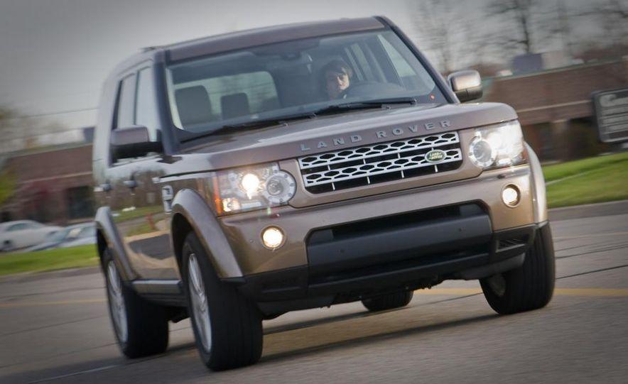 2010 Land Rover LR4 - Slide 2