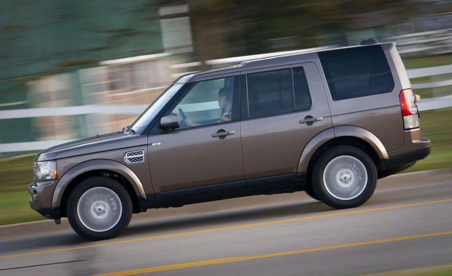 2010 Land Rover LR4 - Slide 5