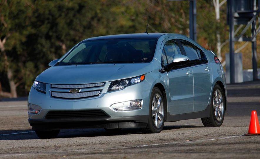 2011 Chevrolet Volt with range extender - Slide 6