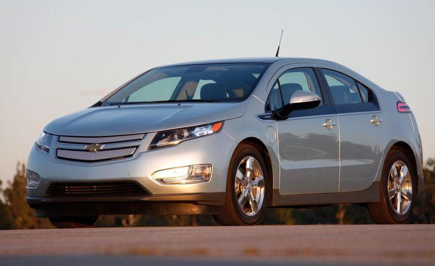 2011 Chevrolet Volt with range extender - Slide 12