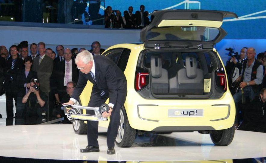 Volkswagen UP! Lite concept - Slide 35