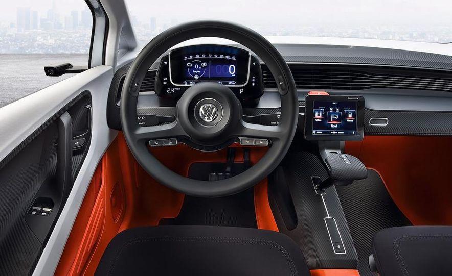 Volkswagen UP! Lite concept - Slide 20