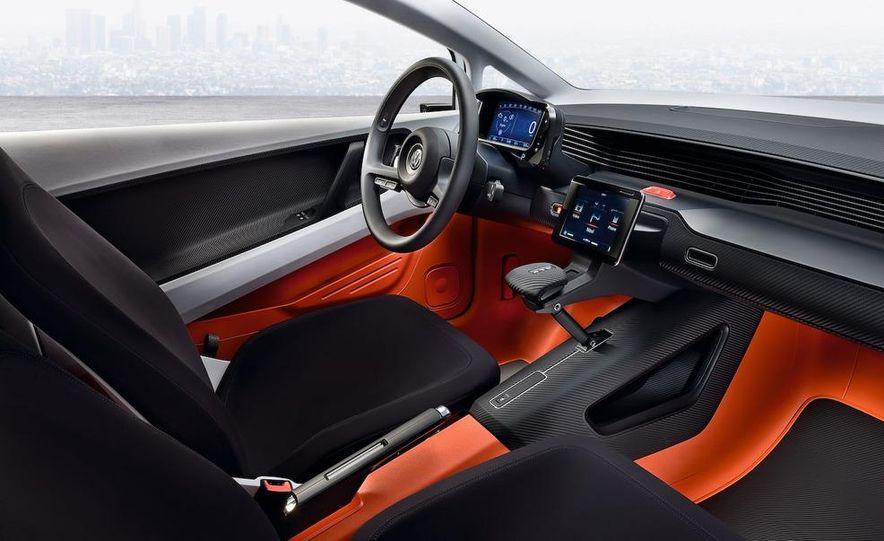 Volkswagen UP! Lite concept - Slide 21