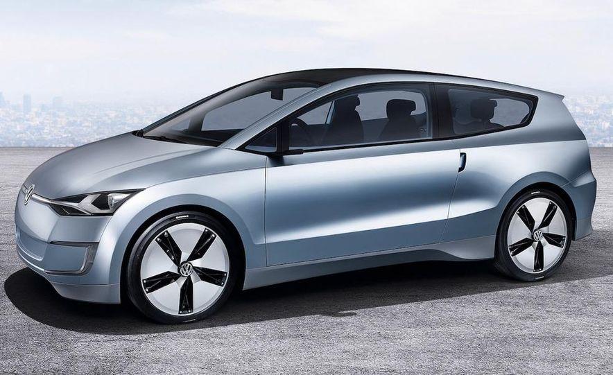 Volkswagen UP! Lite concept - Slide 13