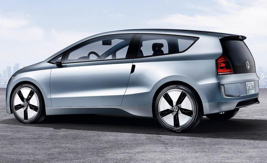 Volkswagen UP! Lite concept - Slide 14
