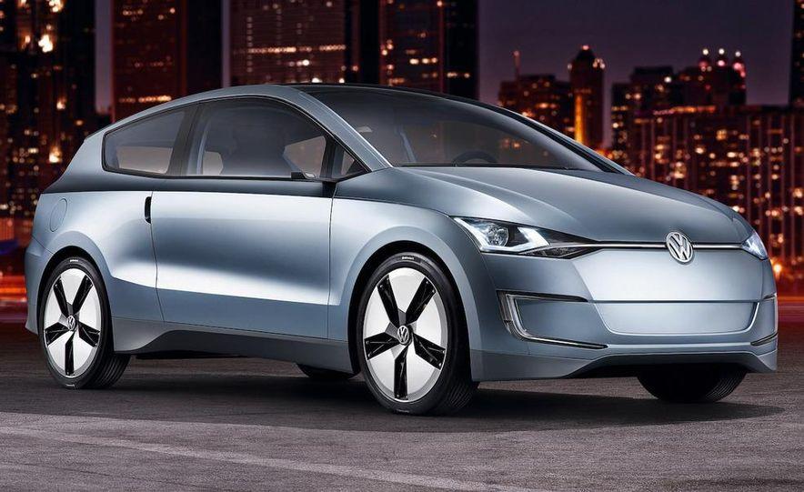 Volkswagen UP! Lite concept - Slide 15
