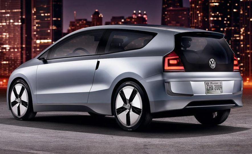 Volkswagen UP! Lite concept - Slide 17