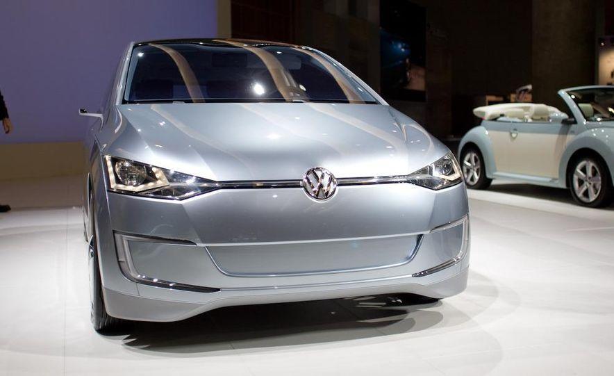 Volkswagen UP! Lite concept - Slide 2