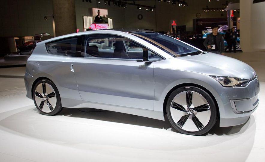 Volkswagen UP! Lite concept - Slide 3