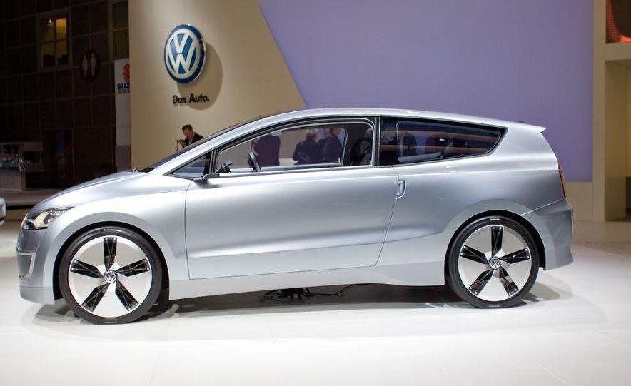 Volkswagen UP! Lite concept - Slide 4