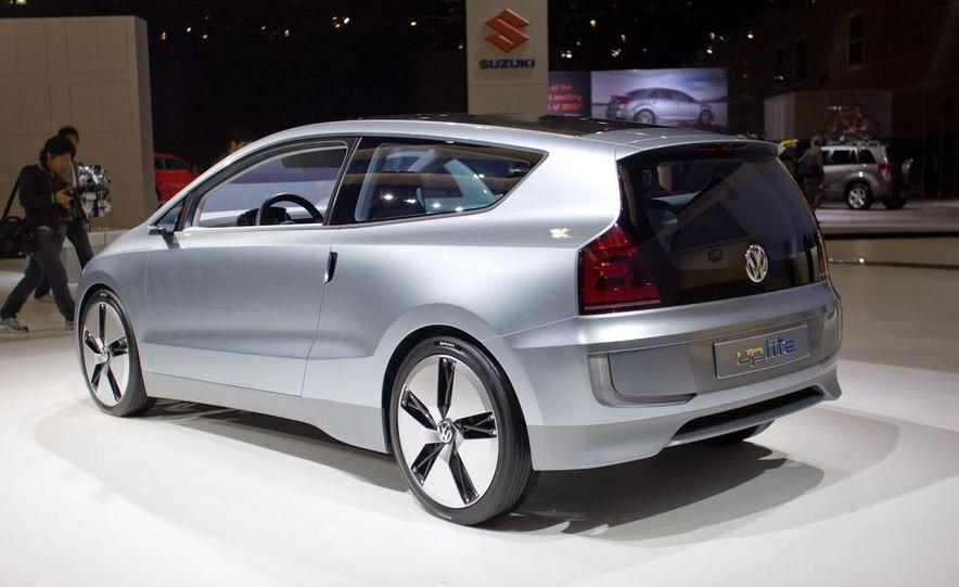 Volkswagen UP! Lite concept - Slide 5