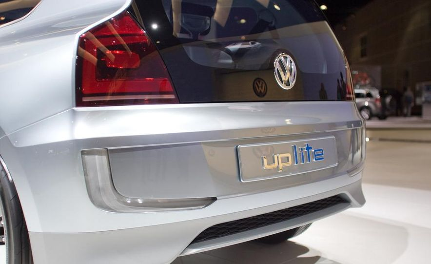 Volkswagen UP! Lite concept - Slide 6