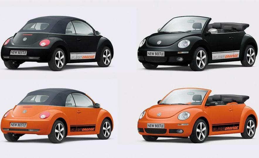 2010 Volkswagen New Beetle Final Edition coupe - Slide 44
