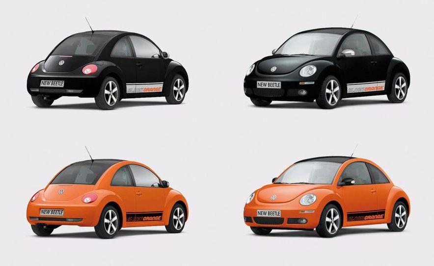 2010 Volkswagen New Beetle Final Edition coupe - Slide 43