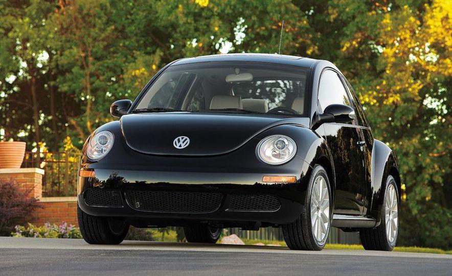 2010 Volkswagen New Beetle Final Edition coupe - Slide 46