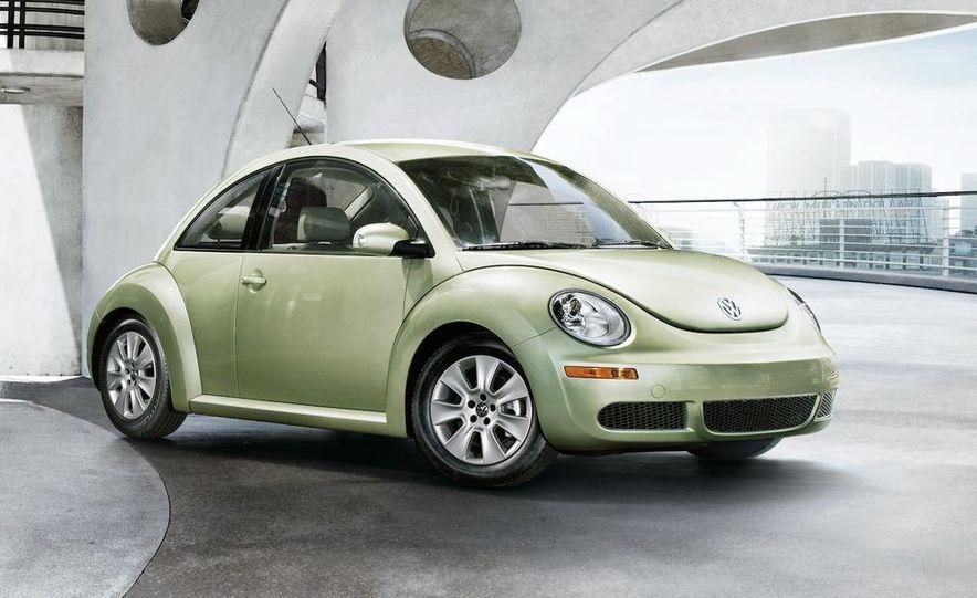 2010 Volkswagen New Beetle Final Edition coupe - Slide 11