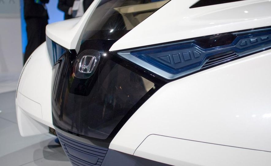 Honda P-NUT concept - Slide 7