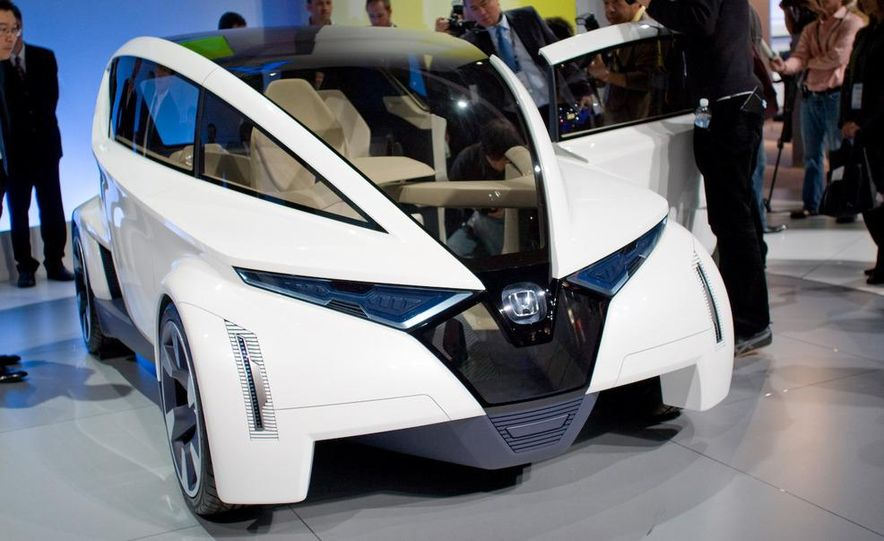 Honda P-NUT concept - Slide 1