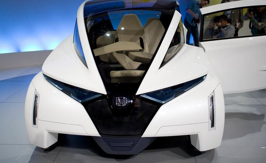 Honda P-NUT concept - Slide 2