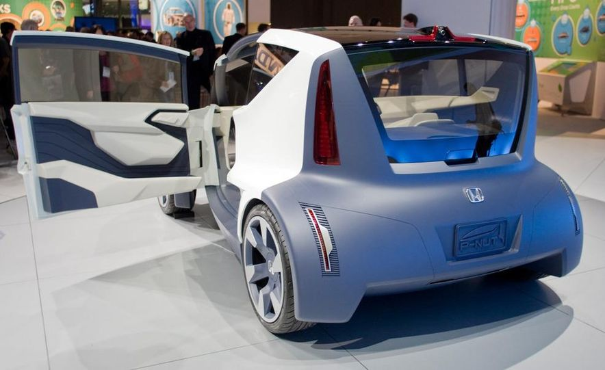 Honda P-NUT concept - Slide 3