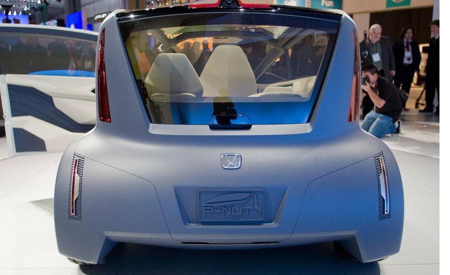 Honda P-NUT concept - Slide 4