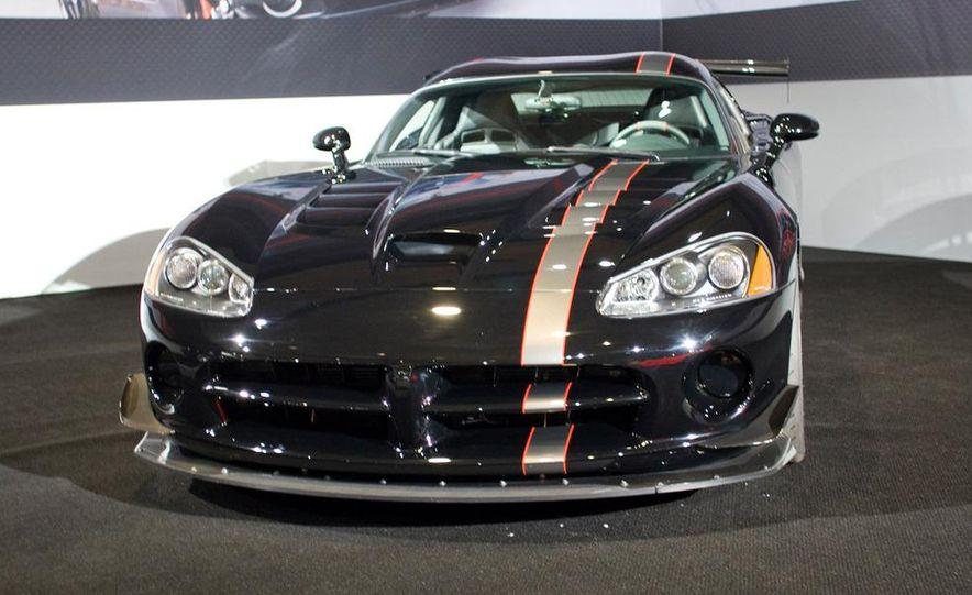 2010 Dodge Viper SRT10 ACR Voodoo - Slide 1