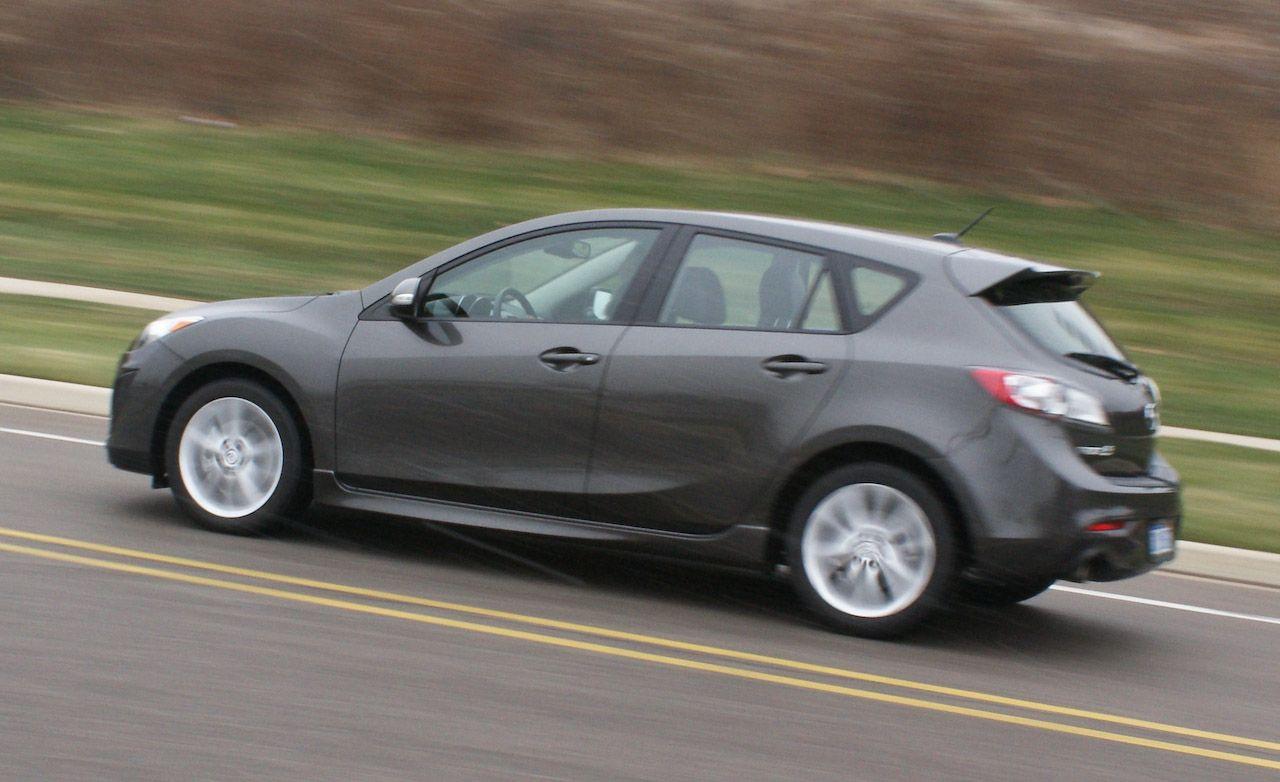 2010 Mazda 3 s 5-Door Grand Touring