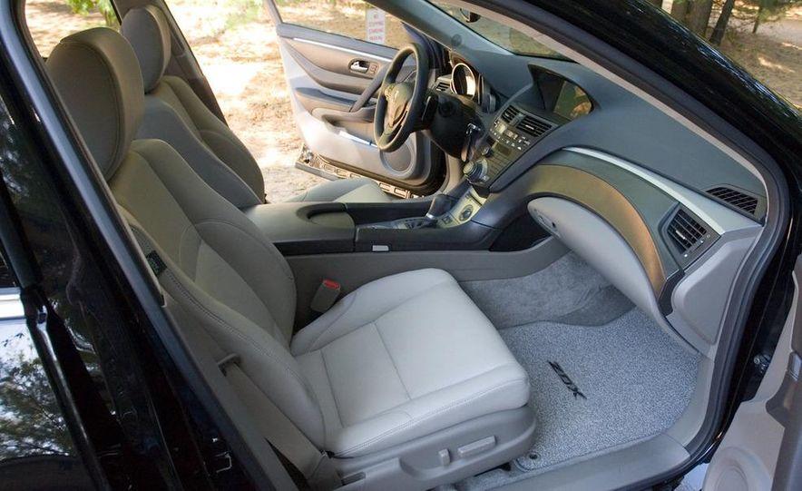 2010 Acura ZDX - Slide 27