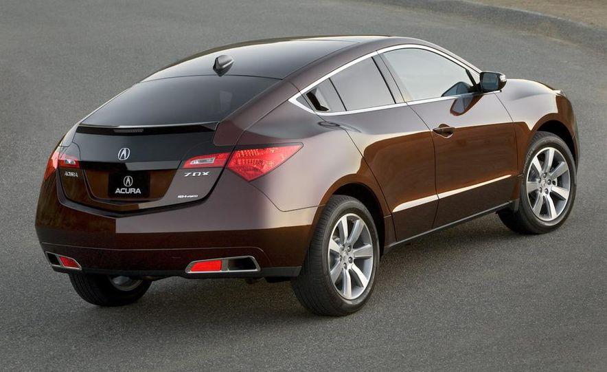2010 Acura ZDX - Slide 3