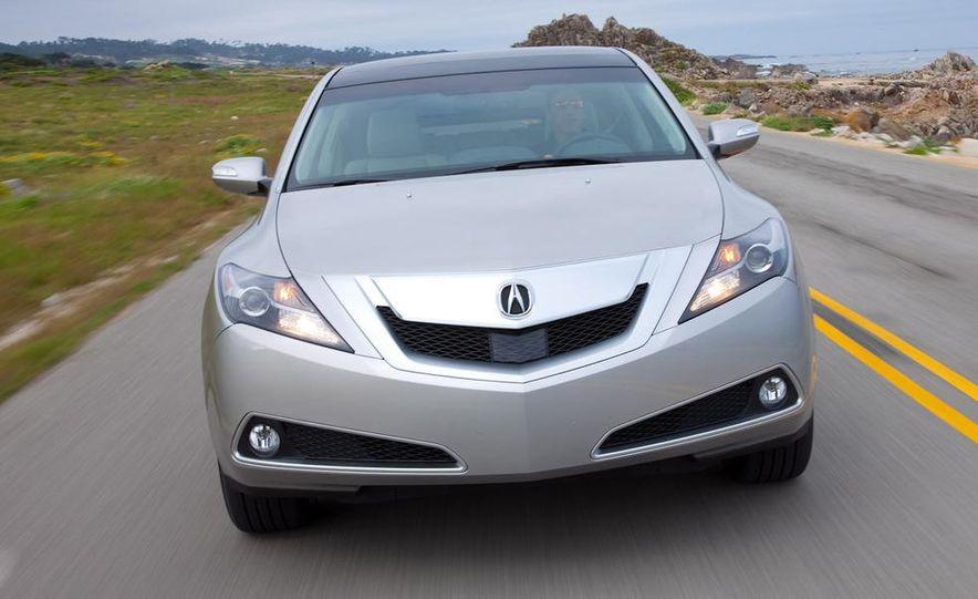 2010 Acura ZDX - Slide 9