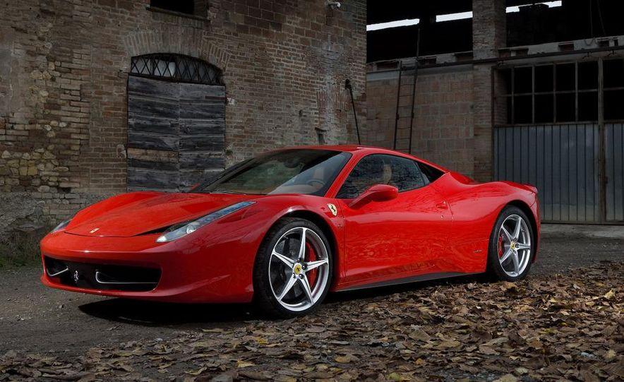 2010 Ferrari 458 Italia - Slide 1