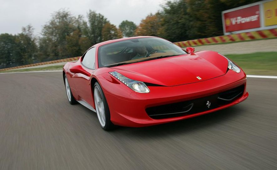 2010 Ferrari 458 Italia - Slide 3