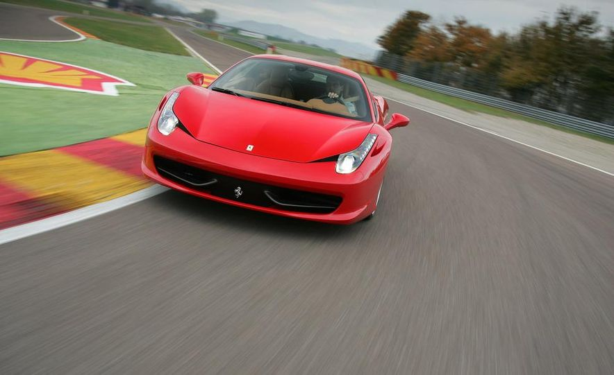 2010 Ferrari 458 Italia - Slide 8