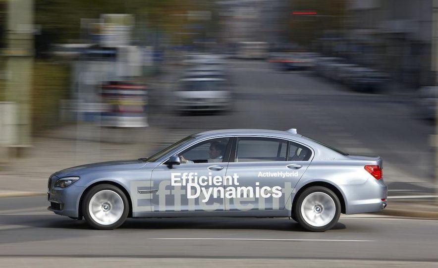 BMW ZF 8-speed automatic transmission cutaway - Slide 23