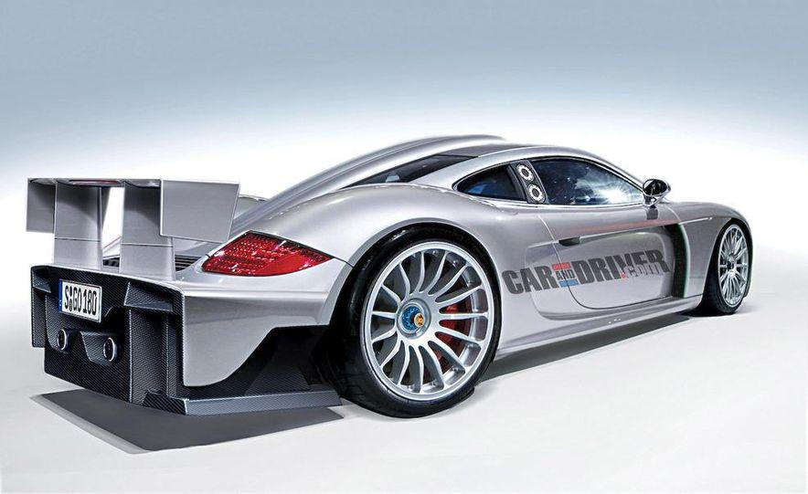 2013 Porsche Carrera GT (artist's rendering) - Slide 1