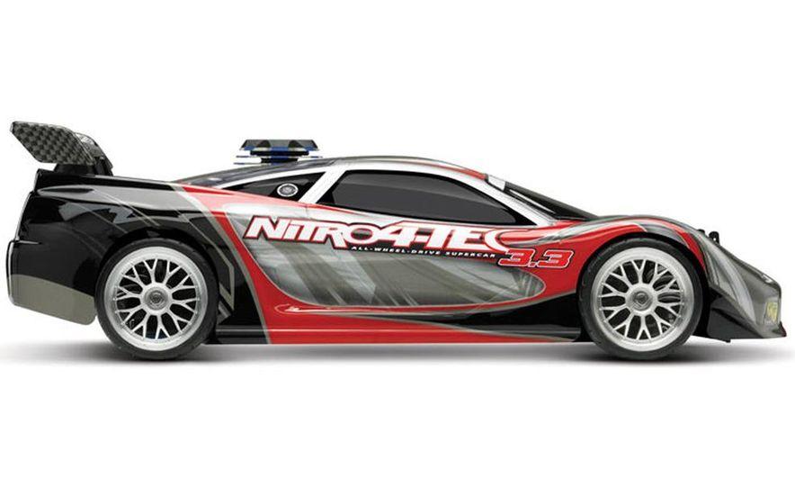 HPI-Racing Nitro RS4 3 Drift Toyota Soarer, Tamiya XB NISMO GT-R R35 TT-01E, Traxxas Slash 2WD Short-Course Race Truck, and HPI-Racing Sprint 2 Sport Drift Trueno - Slide 19