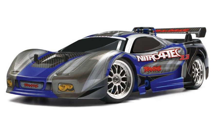 HPI-Racing Nitro RS4 3 Drift Toyota Soarer, Tamiya XB NISMO GT-R R35 TT-01E, Traxxas Slash 2WD Short-Course Race Truck, and HPI-Racing Sprint 2 Sport Drift Trueno - Slide 27