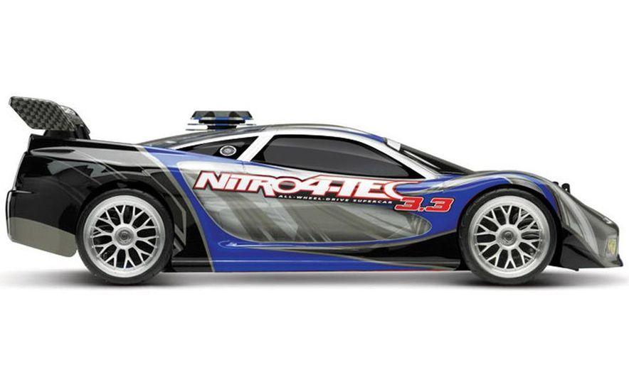 HPI-Racing Nitro RS4 3 Drift Toyota Soarer, Tamiya XB NISMO GT-R R35 TT-01E, Traxxas Slash 2WD Short-Course Race Truck, and HPI-Racing Sprint 2 Sport Drift Trueno - Slide 28