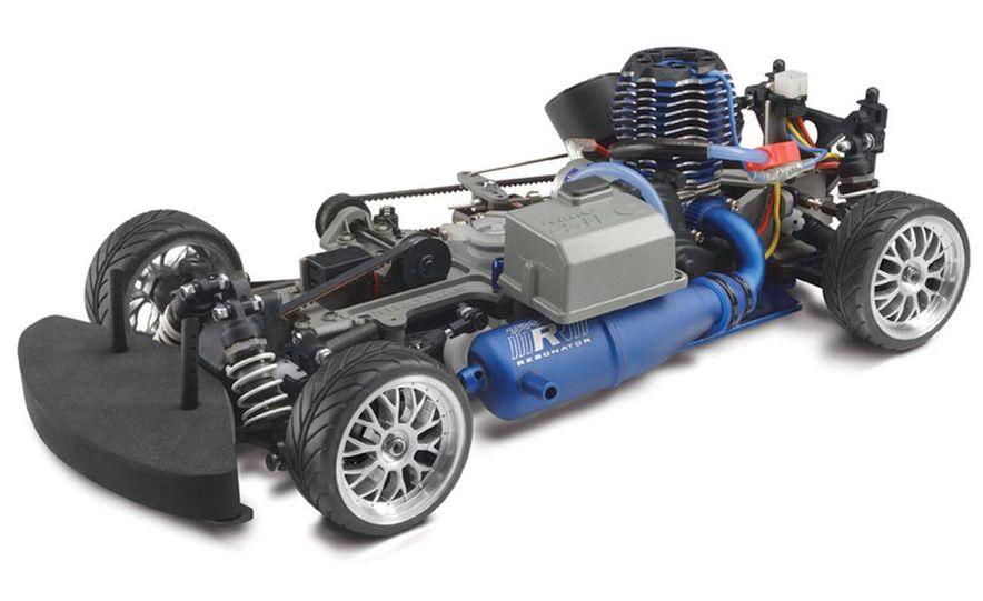 HPI-Racing Nitro RS4 3 Drift Toyota Soarer, Tamiya XB NISMO GT-R R35 TT-01E, Traxxas Slash 2WD Short-Course Race Truck, and HPI-Racing Sprint 2 Sport Drift Trueno - Slide 29