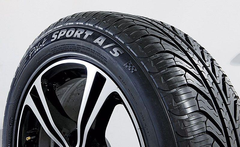 Michelin Pilot Sport A/S