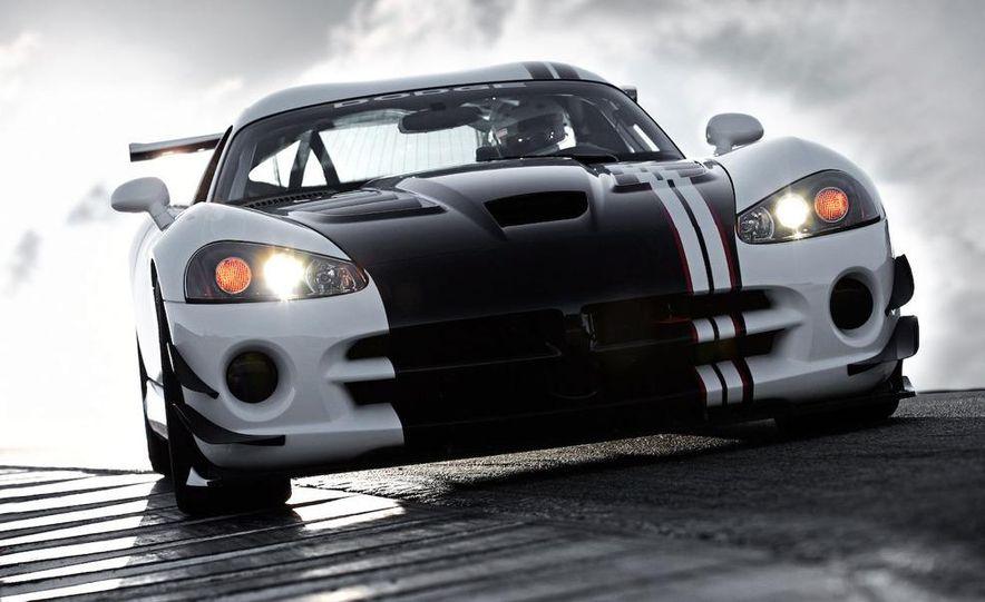 2010 Dodge Viper ACR-X - Slide 1