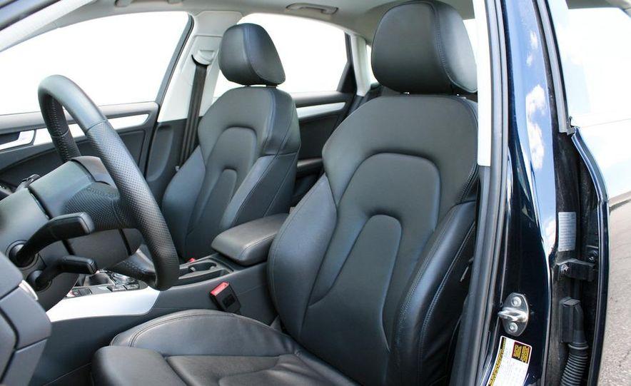 2009 Audi A4 2.0T Quattro sedan - Slide 11