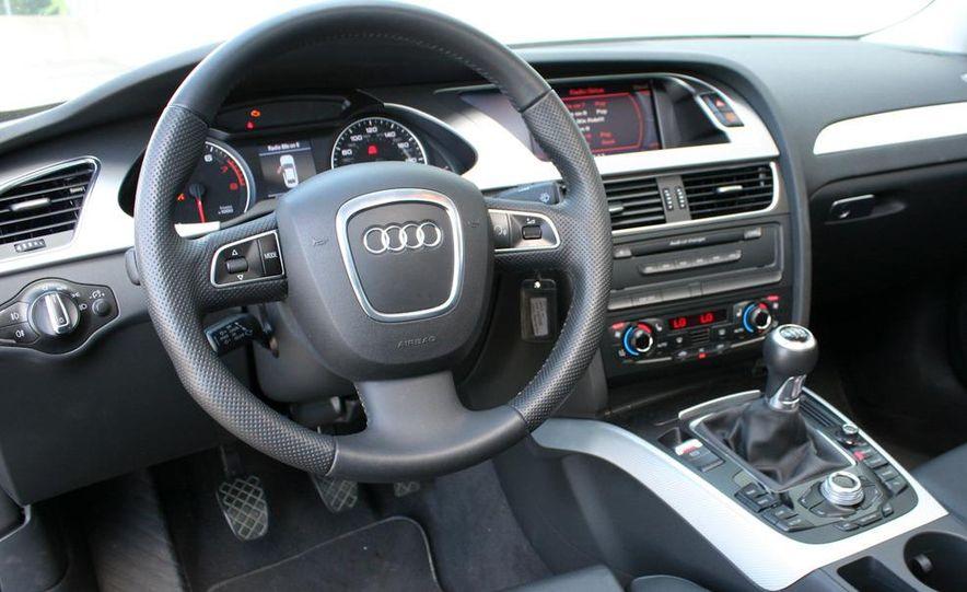 2009 Audi A4 2.0T Quattro sedan - Slide 8