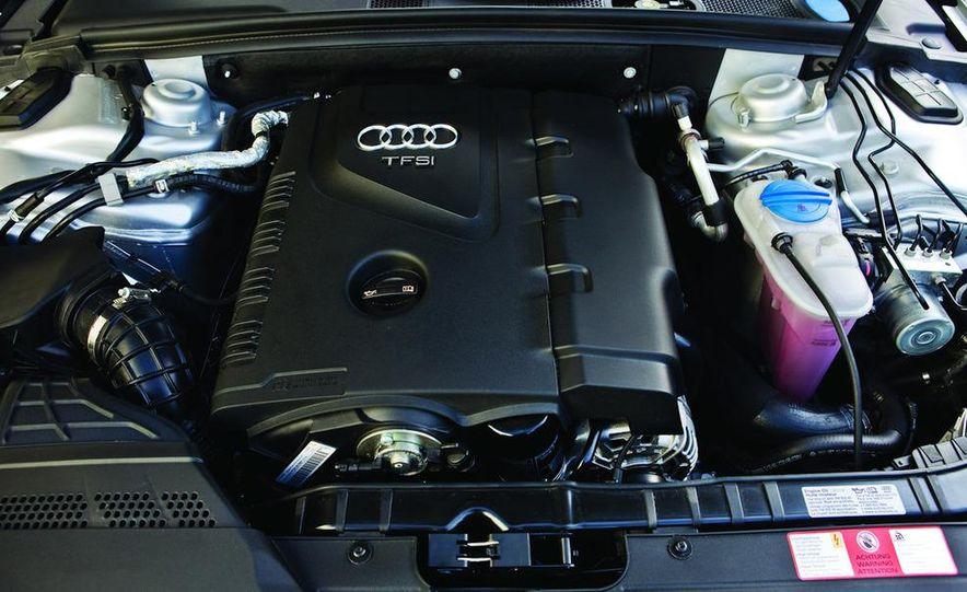 2009 Audi A4 2.0T Quattro sedan - Slide 39