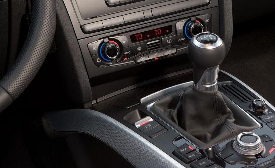 2009 Audi A4 2.0T Quattro sedan - Slide 27