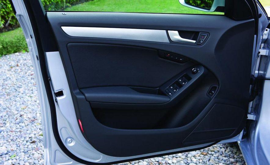 2009 Audi A4 2.0T Quattro sedan - Slide 38