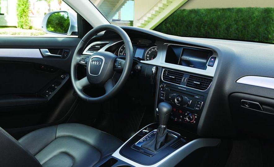 2009 Audi A4 2.0T Quattro sedan - Slide 41