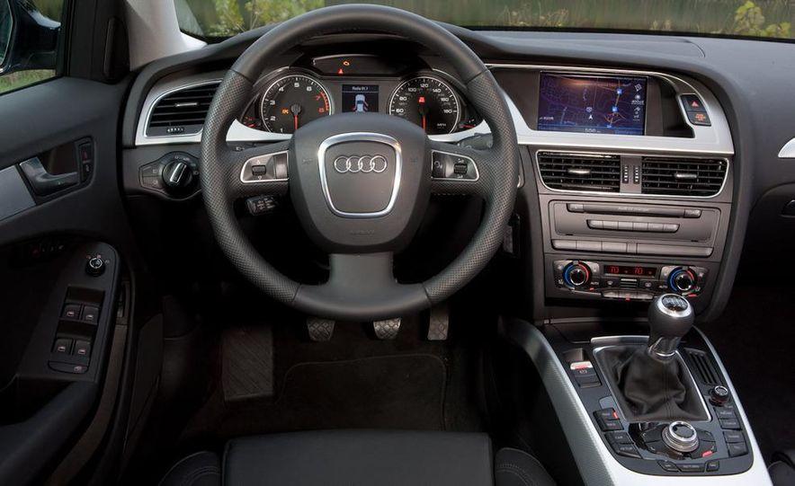2009 Audi A4 2.0T Quattro sedan - Slide 26