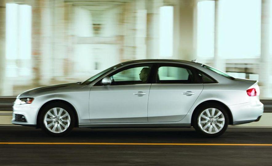 2009 Audi A4 2.0T Quattro sedan - Slide 32