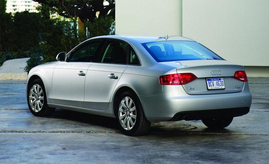 2009 Audi A4 2.0T Quattro sedan - Slide 35